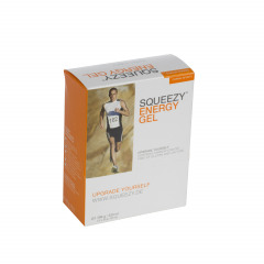 SQUEEZY Energy Gel Box 12x33g