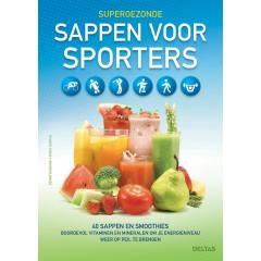 Supergezonde sappen voor sporters