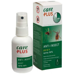 CARE PLUS Anti-Insect Deet 50% Spray - 60ml