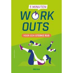 DELTAS 5 Minuten Work-Outs Voor Een Sterke Rug