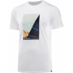 SALOMON Agile Graphic Tee MMB M
