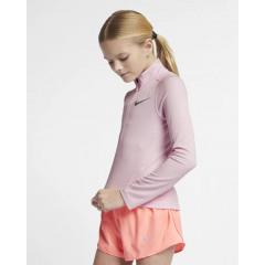 NIKE LS Top Run Half Zip Kids (Girls)