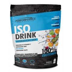 PERFORMANCE NUTRITION Isodrink 500g