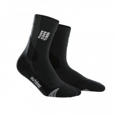 CEP Dynamic+ Outdoor Merino Mid-Cut Socks M
