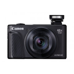 Canon PowerShot SX740 HS Black Travel Kit