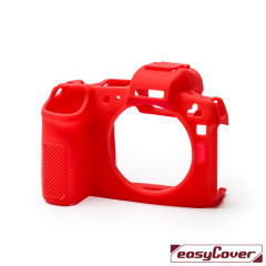easyCover body cover for Canon EOS R red