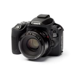 easyCover for Canon 200D black Camera Case