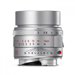 Leica 11142 APO-SUMMICRON-M 50mm f/2 ASPH silver anodized finish