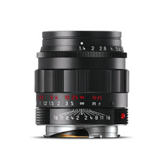 Leica 11688 SUMMILUX-M 50mm f/1.4 ASPH. black chrome finish