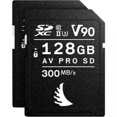 Angelbird AVpro SDXC UHS-II V90 128GB | 2-pack