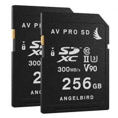 Angelbird AVpro SDXC UHS-II V90 256GB | 2-pack