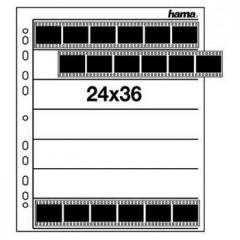 Hama 2251 Negatiefbladen Perg. 35Mm 7X6 100St