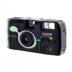 Fujifilm QUICKSNAP FASHION IV FLASH Single Use Camera