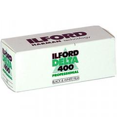 Ilford DELTA 400 PROF. 120 1 rolfilm Zw/w