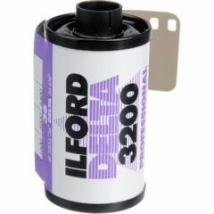 Ilford DELTA 3200 PROF. 135 / 36 Zw/w