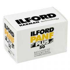 Ilford PAN F PLUS 135 / 36 1 cassette Zw/w