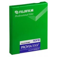 Fuji Provia 100F 4x5 RDP III 20V.