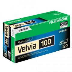 Fuji Velvia 100 120 P5 RVP
