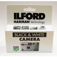 Ilford HP5 Zw/w Single Use Camera 27 exp.