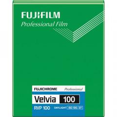 Fujifilm FujiChrome Velvia 100 4x5 Film 20 vel