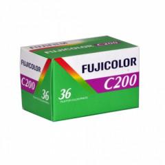 Fujifilm Fujicolor C200 135/36