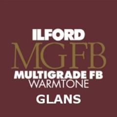 Ilford Multigrade FB WARM GLANS 40.6 x 50.8 cm 50 vel  MGW1K