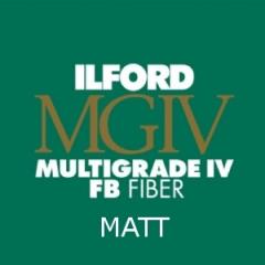 Ilford Multigrade FB  MAT 24x30.5cm 10v  MGFB5K CLASSIC