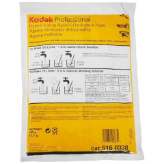 Kodak HYPO CLEAR AGNT PKT  0743 5GL