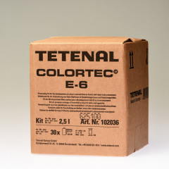 Tetenal KIT COLORTEC E-6 2.5L