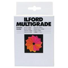 Ilford MULTIGRADE SET 12 filters 8.9 x 8.9 cm