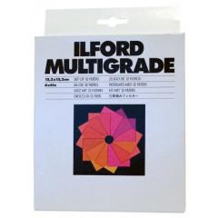 Ilford MULTIGRADE SET 12 filters 15.2 x 15.2 cm