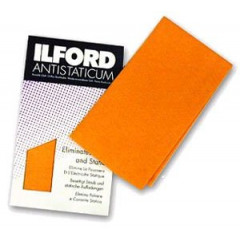 Ilford Antistatische doeken oranje