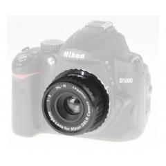 BIG Holga lens 8,0/60mm voor Nikon DSLR