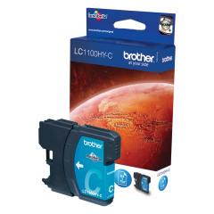 Brother LC1100HY-C Inktcartridge