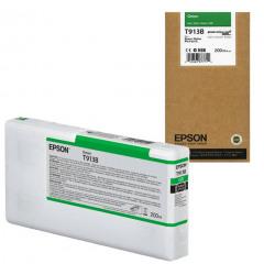 Epson T913B Green Ink Cartridge (200ml)