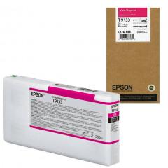 Epson T9133 Vivid Magenta Ink Cartridge (200ml)