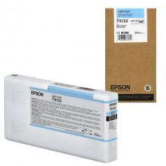 Epson T9135 Light Cyan Ink Cartridge (200ml)