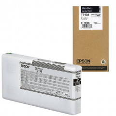 Epson T9138 Matte Black Ink Cartridge (200ml)