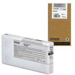 Epson T9139 Light Light Black Ink Cartridge (200ml)