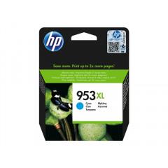 HP 953 XL Inkt Cartridge Cyaan