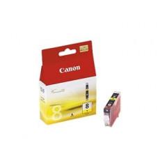 Canon CLI-8 Y   Yellow inktcartridge 13ml
