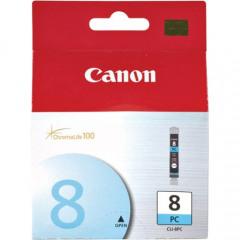 Canon CLI-8 PC   FotoCyaan inktcartridge 13ml