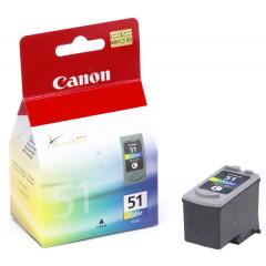 Canon CL-51 inktcartridge kleur high capacity