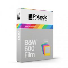 Polaroid Originals B&W 600 Film Color Frames Edition