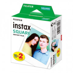 Fujifilm Instax Square Film Duo (2x10)