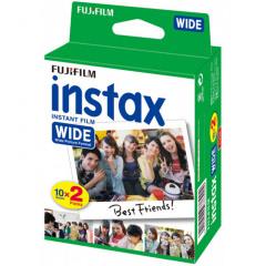 Fujifilm Instax WIDE Color Film (2X10)