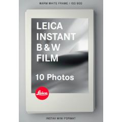 Leica 19550 Sofort Monochrom film pack