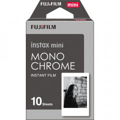 Fujifilm INSTAX MINI MONOCHROME FILMS (10)