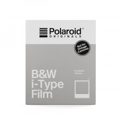 Polaroid B&W instant film for I-type