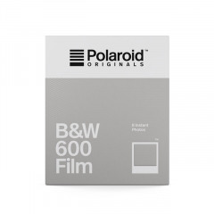 Polaroid B&W instant film for 600